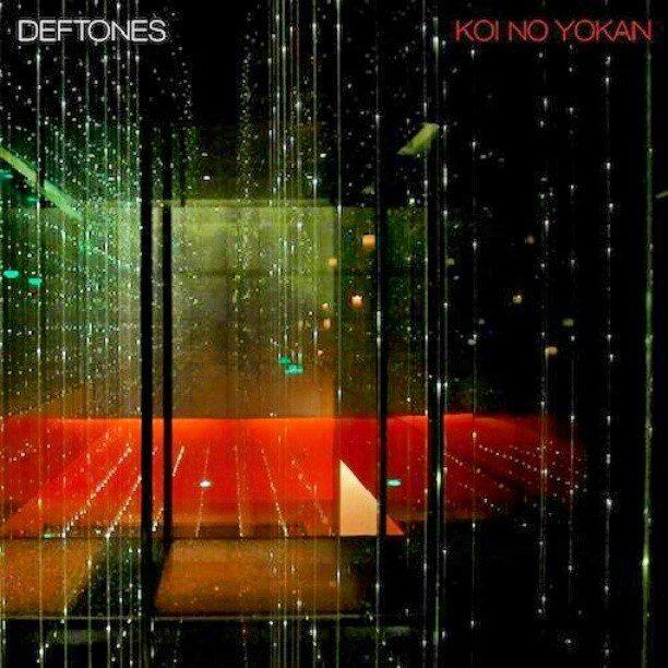 Deftones koi no yokan echoes and dust for Koi no yokan
