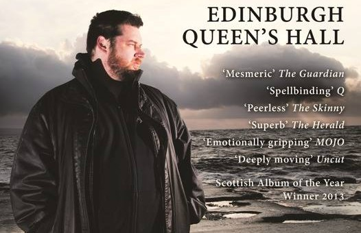 Live: RM Hubbert and Emma Pollock – Queen's Hall, Edinburgh. August 20th, 2014.