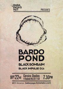22-09-2014 – Baba Yaga's Hut – Bardo Pond