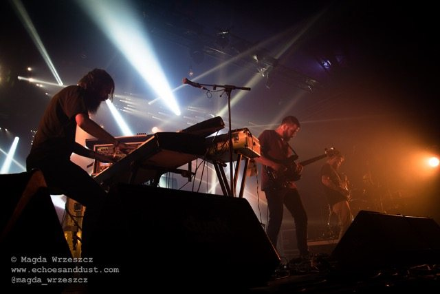 Tangled Thoughts of Leaving at Dunk!festival. (Photo by Magda Wrzeszcz)