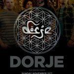 Dorje_Live poster