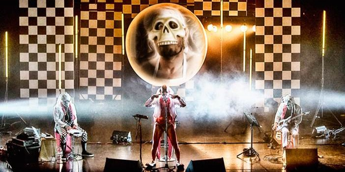 Image result for the residents band on stage