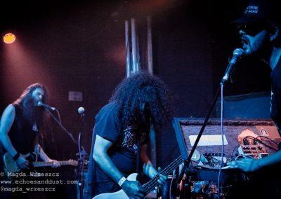 The Cosmic Dead @ Fun House, Electrowerkz