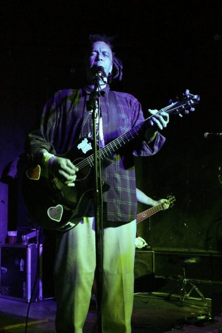 Chuck Mosley