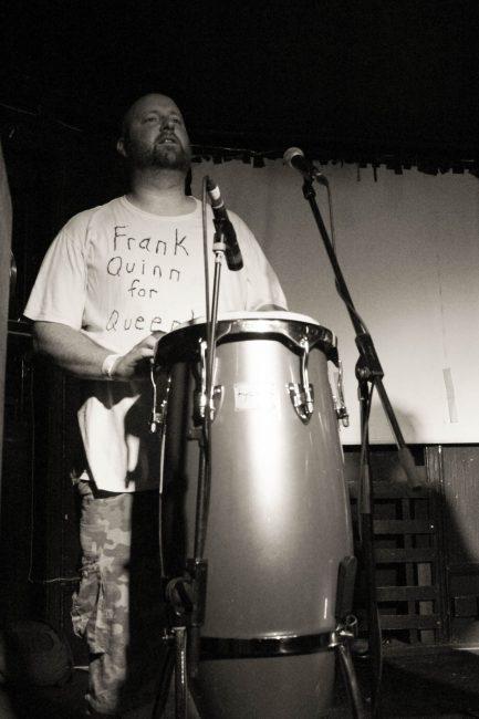 Chuck Mosley band