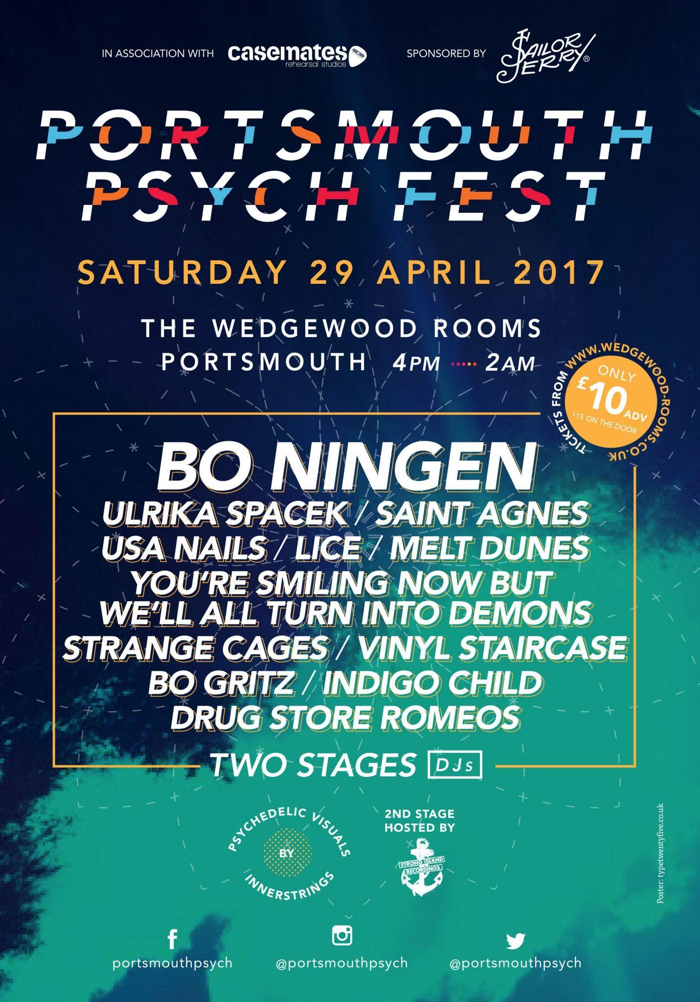 Portsmouth Psych Fest