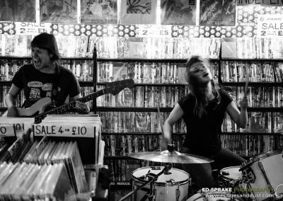 ZAYK @ Double Four Records