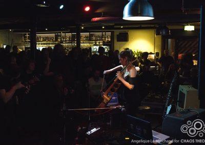 Jo Quail @ Strongroom Bar