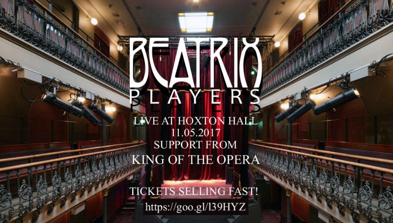 Beatrix Players - Hoxton Hall Youth Arts Centre