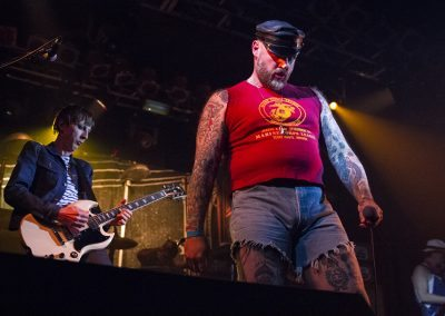 Turbonegro @ The Electric Ballroom