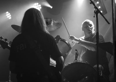 Faust @ The Dome, Raw Power 2017