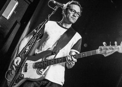 Bilge Pump @ Boston Music Room, Raw Power 2017