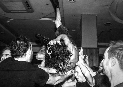 Luminous Bodies @ Boston Music Room, Raw Power 2017