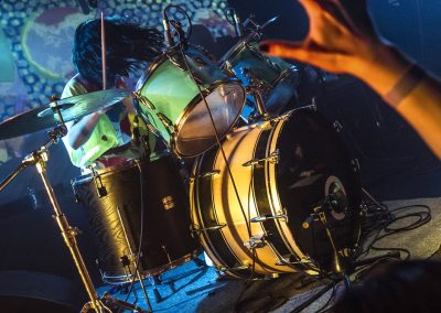 Afrirampo @ The Dome, Raw Power 2017