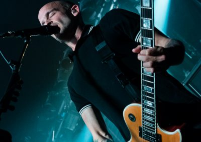Rise Against @ The Garage