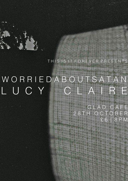 worriedaboutsatan, Lucy Claire