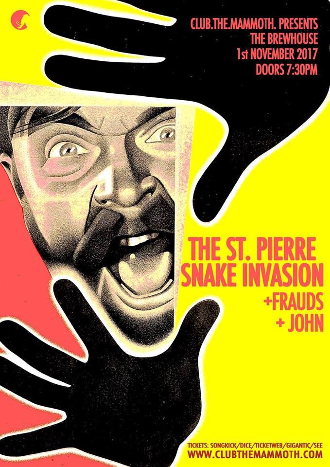 The St. Pierre Snake Invasion, Frauds, JOHN
