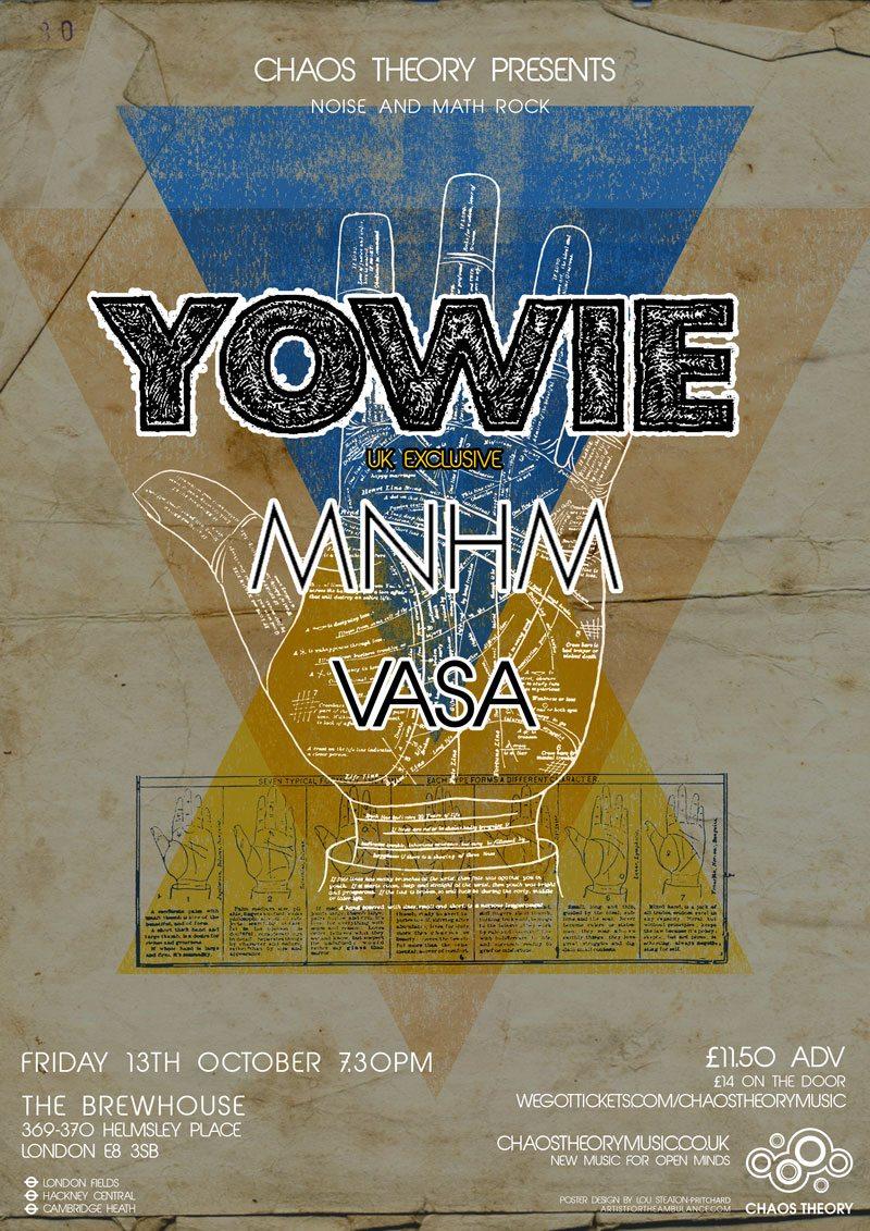 Yowie (UK Exclusive), MNHM, VASA