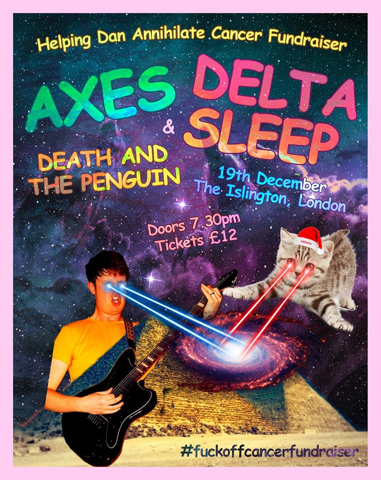 Axes, Delta Sleep, Death And The Penguin