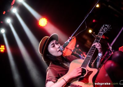 Yvette Young @ Rebellion, Manchester