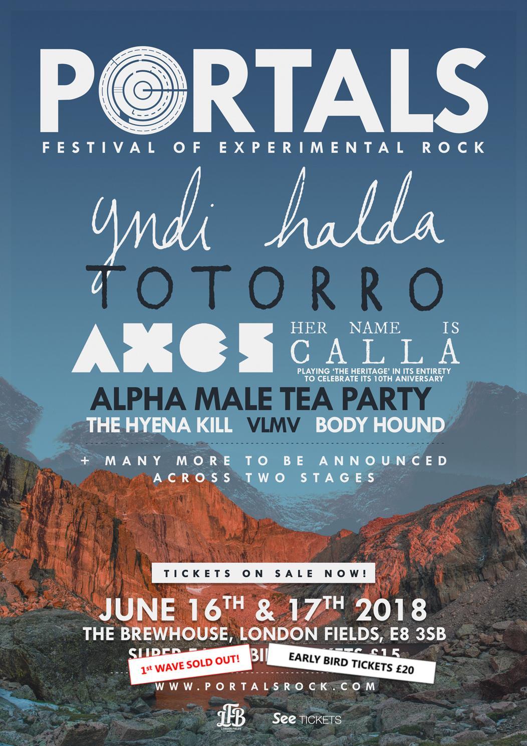 Portals Festival